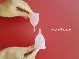 Menstruationstasse von RubyCup
